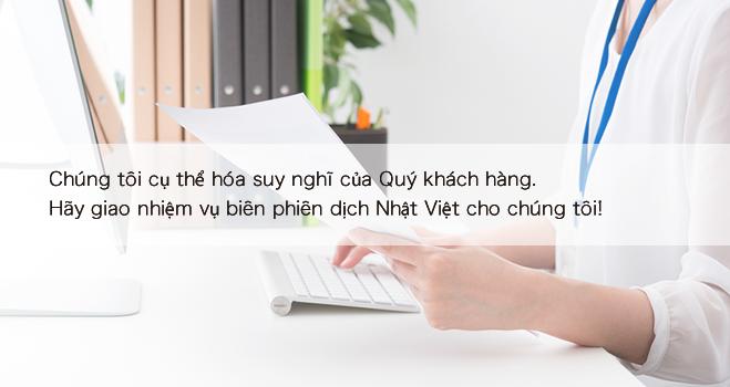 Biên dịch-Phiên dịch tiếng Việt